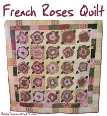 French Roses Quilt by Heather French | Pictorial Quilts: Botanical ... & Find this Pin and more on Pictorial Quilts: Botanical by francisbeverly. Adamdwight.com