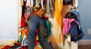 have the urge to purge where take all that unwanted stuff kids messy closet28 messy