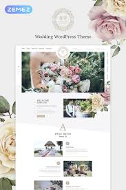 Album Theme Best Wedding Album Wordpress Themes 2019 Templatemonster