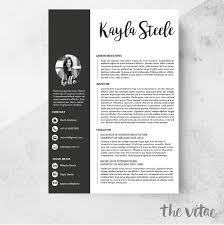 Free Resume Template Cover Letter Template Crafting The New