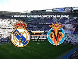 Villarreal Vs Real Madrid Live Poster ...