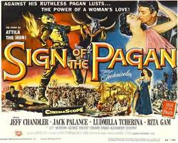 Image result for images of movie sign of the pagan