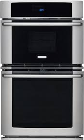 Gas Double Oven Wall Electrolux Wall Ovens