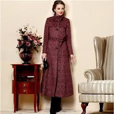 2016 winter new women s wool long coats plus size warm long coat jacket female ultra long wool trench coat cashmere outwear