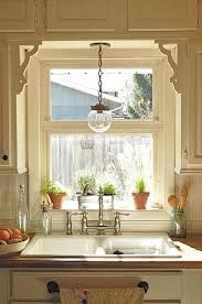 interior over the sink kitchen window treatments beautiful windows primary 10 kitchen windows over