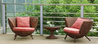 how to repair your resin wicker outdoor furniture