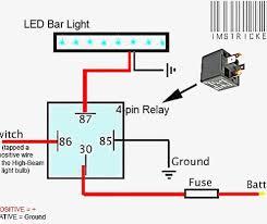 Do Led Lights Need A Relay Wiring Diagram Simple Led Light Bars Bar Lighting