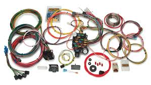27 circuit classic plus customizable 1973 87 gm pickup truck chassis gm performance wiring harness at Performance Wiring Harness
