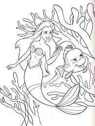 Small Picture Beautiful Baby Princess Ariel Coloring Pages Images Coloring
