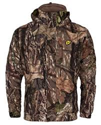 Scent Blocker Outfitter Jacket Mossy Oak Country
