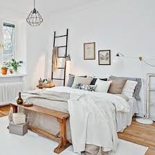 Simple White Bedroom Concept Design Interesting Decorating Ideas