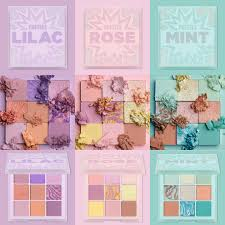 <b>Huda Beauty</b> Pastels Obsessions Palettes   Launch, Shades, & More ...