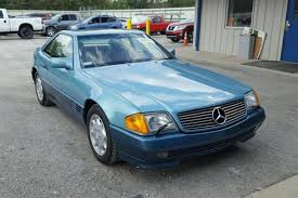 Steering wheel in this car is on the left. Stolen 1992 Mercedes Sl500 Wasn T Driven For 28 Years Carbuzz
