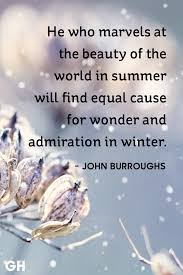 15 Best Winter Quotes Short Sayings And Quotes About Winter