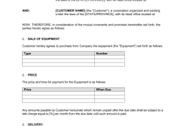 Free Resume Format » Legal Payment Agreement Form | Resume Format