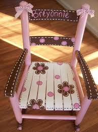 rock a my baby rocking chair by levels of discovery stylish for pertaining to toddler girl decor 16