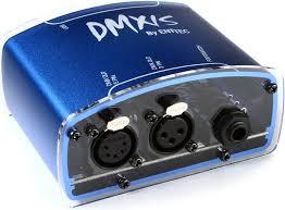 enttec dmxis 512 ch usb dmx interface image 1