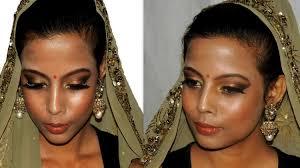 asian indian traditional bridal makeup tutorial dark um brown skin tone minniedas you