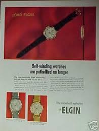 1966 elgin mens wristwatches watches watch print ad image is loading 1966 elgin mens wristwatches watches watch print ad