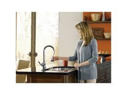 Moen Arbor Kitchen Faucet Faucetcom 7594c In Chrome By Moen