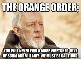The internet; you will never find a more wretched hive of scum and ... via Relatably.com