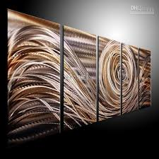 oil painting art metal painting wall home decor metal modern abstract art original art 087 with 127 7 piece on alexzl s dhgate com