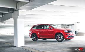 Review: 2014 Jeep Grand Cherokee SRT – M.G.Reviews