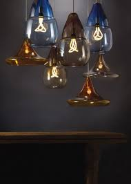 moroccan inspired lighting. Hand-Blown Moroccan-Inspired Pendant Lights - Pendant-lighting Moroccan Inspired Lighting