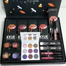 kylie jenner cosmetics kit kyshadow lip gloss palette eyeshadow lipstick face makeup set vs kylie birthday