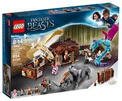 Конструктор <b>LEGO</b> Harry Potter 75952 <b>Чемодан</b> Ньюта ...