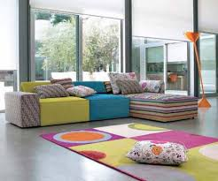 Colorful Living Room Furniture Sets Interior Simple Decorating Ideas