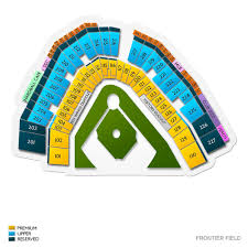 Columbus Clippers Seating Chart With Seat Numbers Columbus Clippers At Rochester Red Wings Tickets 5 5 2020