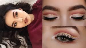 chit chat grwm glitter cut crease asian hooded eyes nye glam you