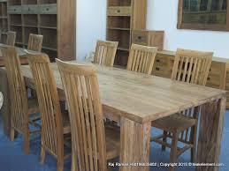 Reclaimed Teak Dining Table Teak Furniture Recycled Teak Dining Table And Chair Set Teak