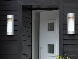 fave  modern outdoor wall sconces  design matters by lumens