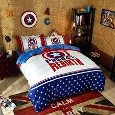 marvel queen bedding marvel avengers captain civil war bedding set twin queen size