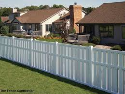 Interesting Vinyl Privacy Fence Ideas Fencing To Decor