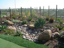 river rocks entry garden. Sustainable Landscaping Garden River Rocks Entry