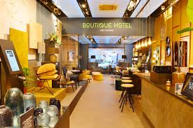 Boutique Hotel Luxe Hotelsfeer Vtwonen