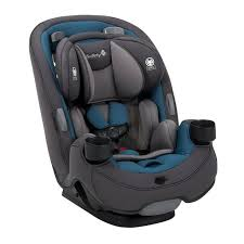 safety 1st grow and go 3 in 1 baby to toddler convertible car seat blue c for