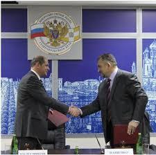 Первое соглашение подписано Официальный сайт Контрольно счетной  По словам руководителей контрольно счетных органов основой заключенного документа является сотрудничество сторон в сфере организации и осуществления