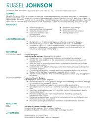 sample resume web designer