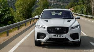 (5 reviews) feels light for an suv brakes feel light and really. 2019 Jaguar F Pace Svr Color Fuji White Front Caricos