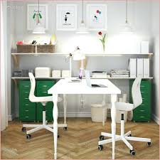 dual desk home office. Dual Desks Home Office Design Desk His And Hers Wall T