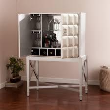 Wine Bar Storage Cabinet Mercer41 Ritchie Bar Cabinet With Wine Storage Reviews Wayfair