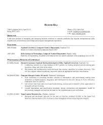 Lead Software Engineer Resume Lead Test Engineer Sample Resume