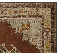 misa persian style rug swatch pottery barn