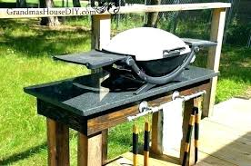 bbq prep table uk grill with stainless steel top love the pipe plans bbq prep table