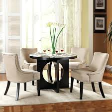 small dining table and chairs modern dining room design round table dining sets cream carpet
