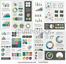 vector 341079893 shutterstock mega set of infographics elements charts graphs circle charts diagrams sch bubbles